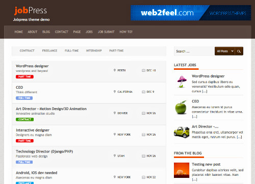 WordPress Job Board Themes And Plugins – Best Of - Hongkiat