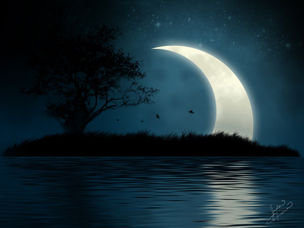shinning-moon