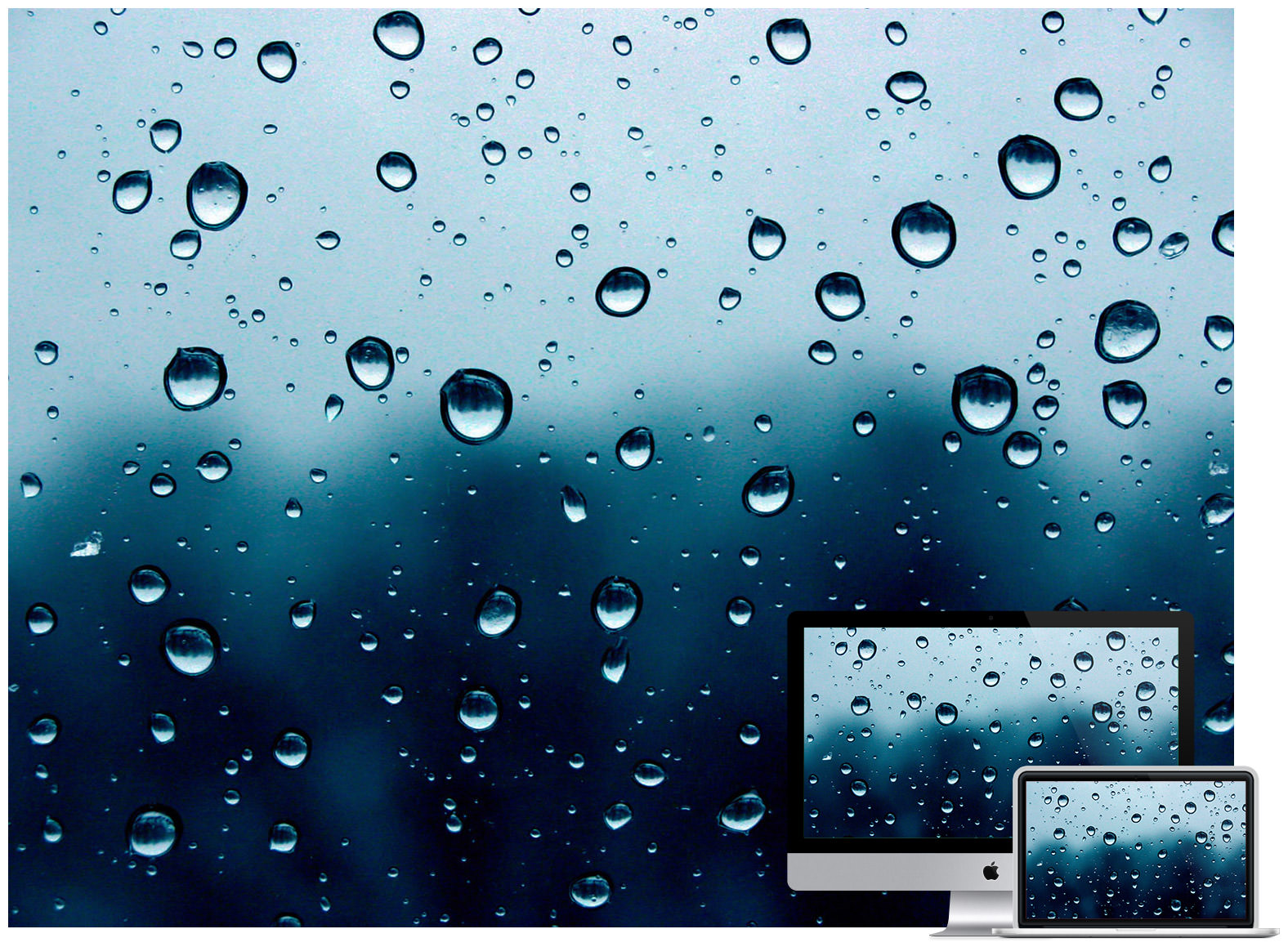 raindrop wallpapers