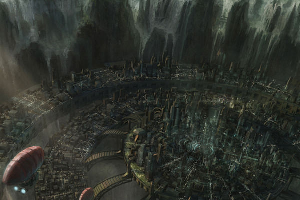 sci-fi-metropolis