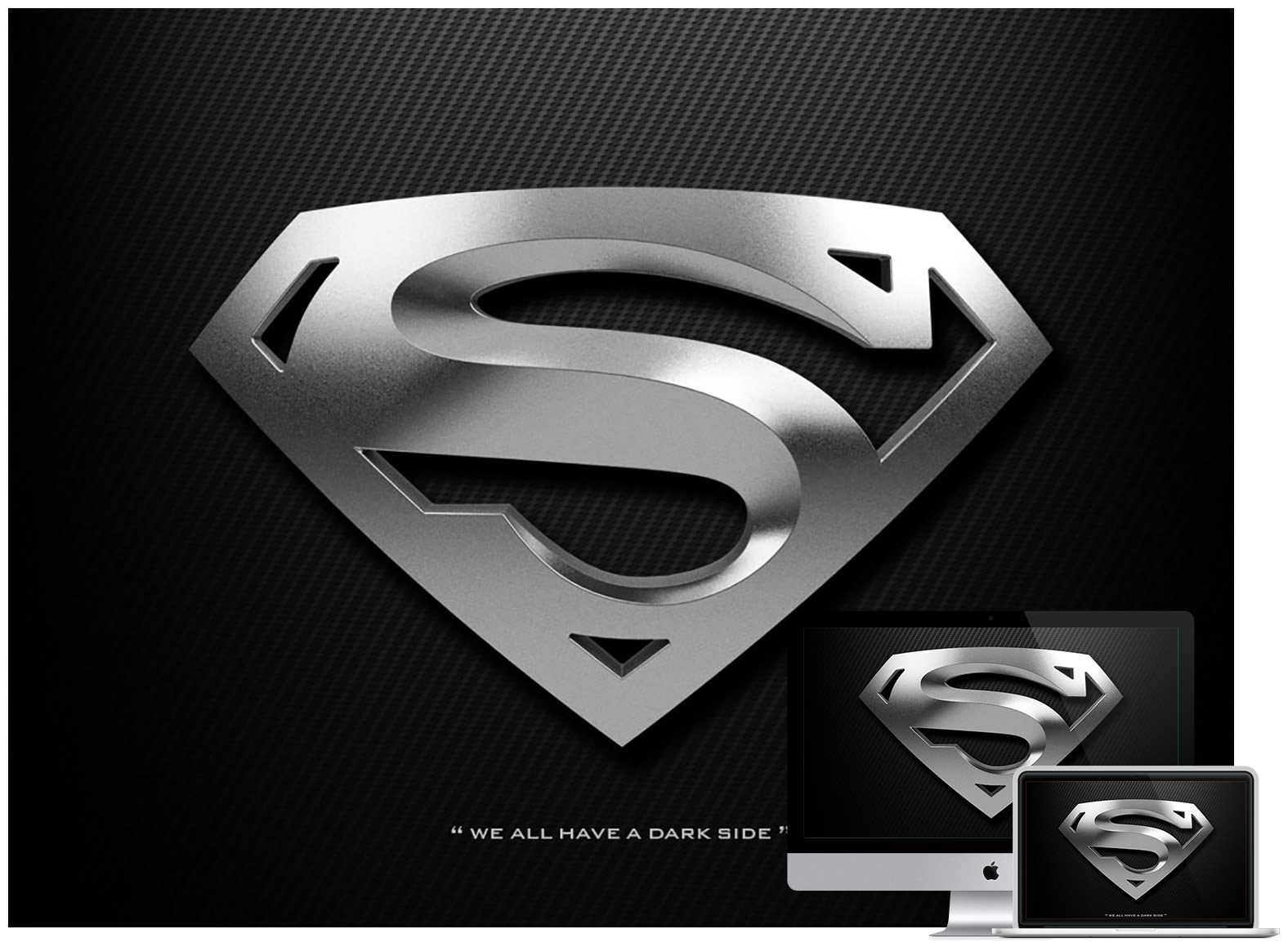 Superman-Silver-S-Shield-HD-Wallpapers