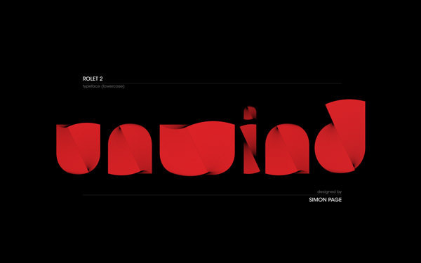 Rolet-2-typeface