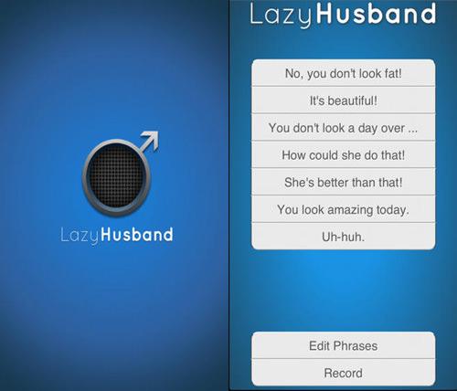 lazyhusband