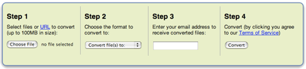 free file conversion